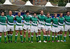 Scotland v Ireland in the amateur Four Nations Competition at Scotstoun Stadium on 13th August 2011.