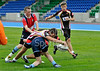 Easterhouse Panthers v Falkirk Romans, the under 15s Final held by Scottish Rugby League at Scotstoun Stadium on 6 August 2011.