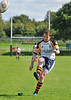 Edinburgh Eagles v Gateshead Storm. A first round game of the Harry Jepson Trophy competition, played at Peffermill on 2 September 2012.