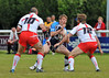 Rugby League - Scotland A v England Lions<br /> Match played at Falkirk RFC on 21 July 2012.