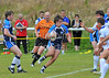 Rugby League - Scotland under 18s v England Colleges<br /> Match played at Falkirk RFC on 21 July 2012.
