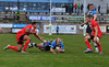 otland's Ben Fisher secures a loose ball28.10.2012. Meggetland, Edinburgh. Rugby League, Scotland v England Knights in the Alitalia Rugby League European Cup. Scotland's Been Fisher secures a loose ball