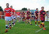 Scottish Rugby League, Grand Finals Day. 3 August 2013 at Falkirk RFC.<br /> Grand Final - Aberdeen Warriors 'Reds' v Easterhouse Panthers
