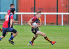 Scottish Rugby League, Grand Finals Day. 3 August 2013 at Falkirk RFC.<br /> <br /> Under 17 Final - Easterhouse Panthers v Falkirk