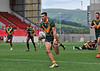 27 June 2014. The Rugby League Commonwealth Championship Tournament at Broadwood Stadium, Cumbernauld. Jamaica v Australia