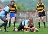 The Saltire Schools Cup Finals 2013. Broadwood Stadium, 20 June 2013.<br /> S1 Final - Westhill Academy v Greenwood Academy