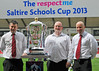 The Saltire Schools Cup Finals 2013. Broadwood Stadium, 20 June 2013