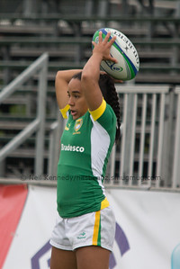 Line out throw in by Edna Santini