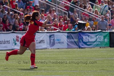 Ashley Steacy passing