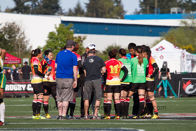 Game 13 Match Day 1 Pool B 18/04/15 17:00 Brazil v China WSWS Round 4 Langford BC  Canada