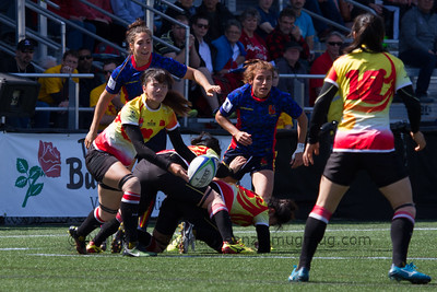 Game 24 Match Day 2 SF Bowl 10th v 11th 19/04/15 11:50 Spain v China WSWS Round 4 Langford BC  Canada