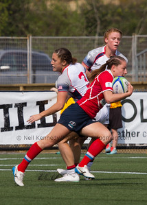 Game 11 Match Day 1 Pool C 18/04/15 15:28 USA v Russia WSWS Round 4 Langford BC  Canada