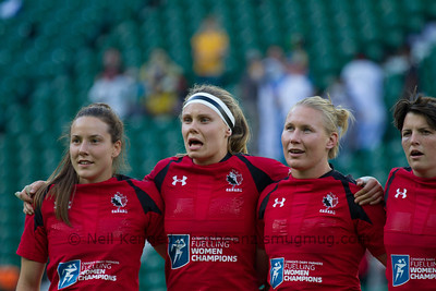Game 34 Match Day 2 Cup Final 16/05/15 18:30 Canada v Australia