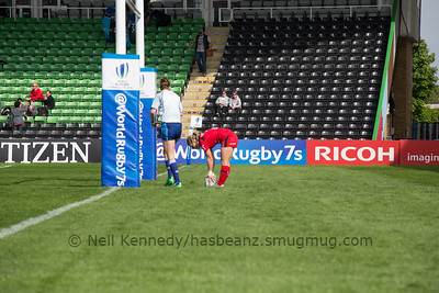Game 11 Match Day 1 Pool B 15/05/15 16:28 Canada v South Africa