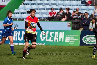 Game 30 Match Day 2 Bowl Final 16/05/15 16:00 Fiji v China