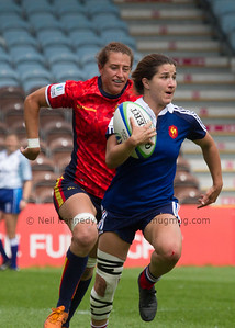 Game 02 Match Day 1 Pool A 15/05/15 12:22 France v Spain