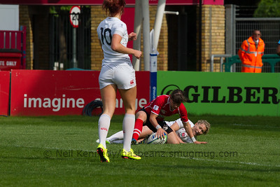 Game 12 Match Day 1 Pool B 15/05/15 16:50 England v Russia