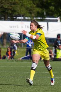 Chloe Dalton passing