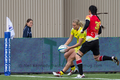Try for Emma Tonegato