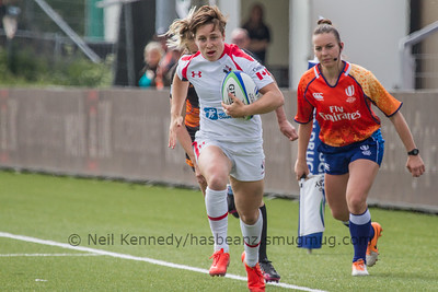 Game 11 WSWS Amsterdam7s Day 1 Pool B 22/05/15 16:32 Canada v Netherlands