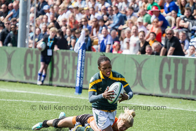 Game 29 WSWS Amsterdam7s Day 2 11th Place 23/05/15 14:34 South Africa v Netherlands
