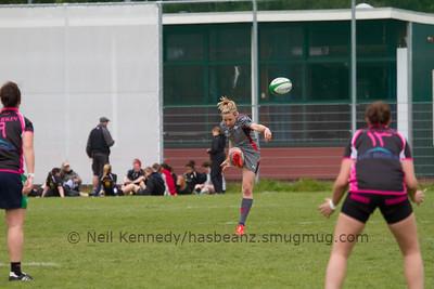 Kick from Elinor Snowsill