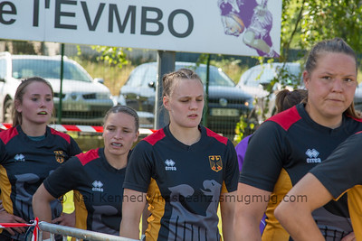 Game 03 Womens Euro Grand Prix 7s - Brive/Malemort Pool C 20/6/15 10:44 England v Germany