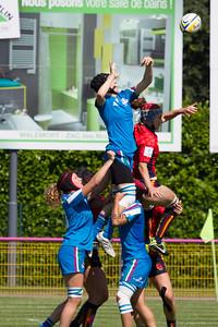 Game 04 Womens Euro Grand Prix 7s - Brive/Malemort Pool A 20/6/15 11:06 Spain v Italy
