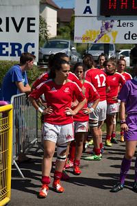 Game 14 Womens Euro Grand Prix 7s - Brive/Malemort Pool B 20/6/15 16:22 Wales v Portugal