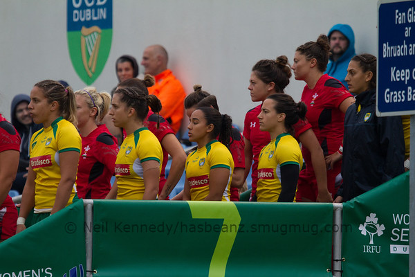 Game 16 WSWS 2016 Qualification Tournament- UCD Bowl, Dublin Pool A 22/8/15 17:44 Brazil v Wales