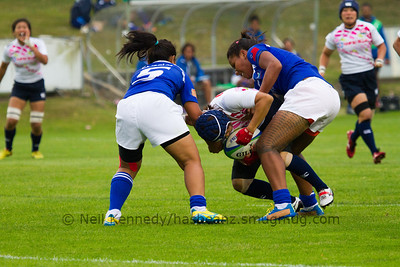 Game 15 WSWS 2016 Qualification Tournament- UCD Bowl, Dublin Pool A 22/8/15 17:22 Japan v Samoa
