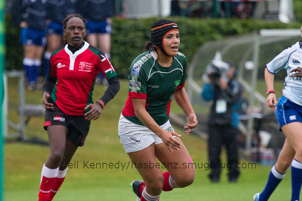 Game 23 WSWS 2016 Qualification Tournament- UCD Bowl, Dublin Bowl SFinal 1 23/8/15 11:58 Kenya v Mexico
