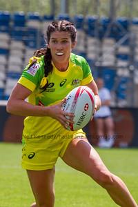 Australia 7s Charlotte Caslick
