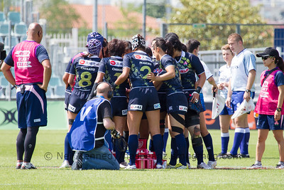 2015/16 HSBC World Rugby Women's Sevens Series - Clermont-Ferrand, Pool B, Match 2 CANADA v JAPAN May 28th 2016 11:22 ko, Stade Gabriel Montpied, Clermont-Ferrand, France