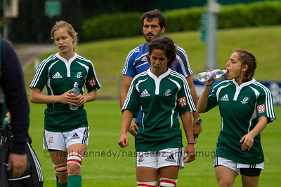 CHINA 7s v PORTUGAL 7s, Day 1, June 25th, 2016 Olympic Repechage Womens, Pool C , Match 7,12:,12, UCD  Bowl, Dublin