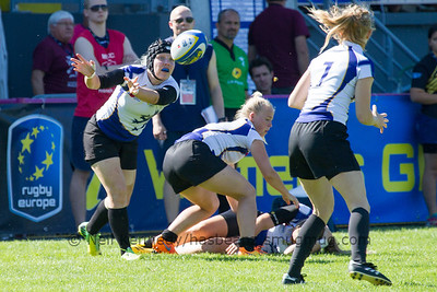 Game 11 (Pool A)  Spain v Finland, Rugby Europe Women's GP7s, Malemort-Sur-Correze, 04/10/16 (15:13)
