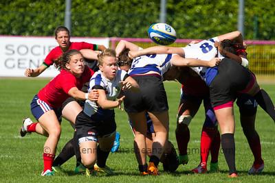Game 6 (Pool A)  France v Finland, Rugby Europe Women's GP7s, Malemort-Sur-Correze, 29/09/16 (12:50)