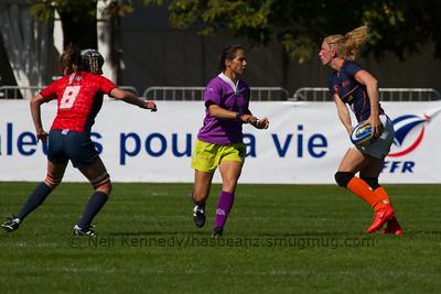 Game 5 (Pool A)  Spain v Netherlands, Rugby Europe Women's GP7s, Malemort-Sur-Correze, 28/09/16 (12:28)