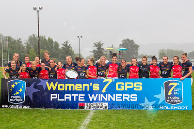 Game 32 (Plate Final) Wales v Netherlands, Rugby Europe Women's GP7s, Malemort-Sur-Correze, 25/09/16 (00:00)