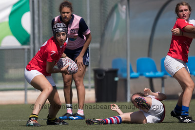 Ecosse 7s v Madrid Emerging, Valencia Rugby Festival, 01-Jun-2017, 16:20, Rugby Elite -Women, Round 1, Pool 1