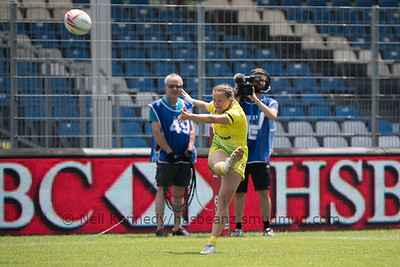 World Rugby Women's Sevens Final Round 2016-17 Season, Clermont-Ferrand, France