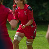 Wales v USA Women's Rugby World Cup warm-up game
