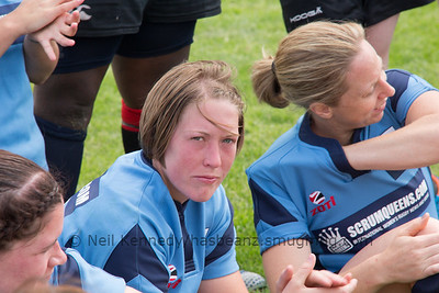 Nomads v South Africa Women's Rugby World Cup warm-up game