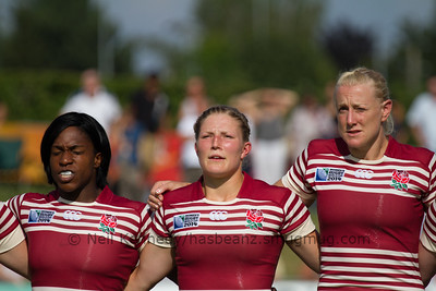Game 5, Marcoussis 1, Round 1 Pool A: England - Samoa, 18:00, 01 Aug 2014 Womens Rugby World Cup