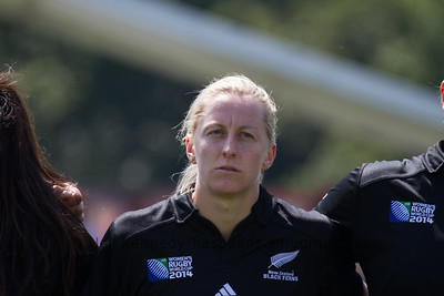 Game 1, Marcoussis 2, Round 1 Pool B: New Zealand - Kazakhstan, 13:00, 01 Aug 2014 Womens Rugby World Cup