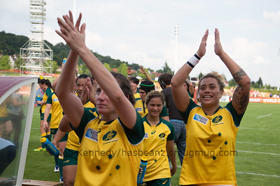 Game 6, Marcoussis Pitch 1, Round 1 Pool C: France - Wales, 20:45, 01 Aug 2014 Womens Rugby World Cup