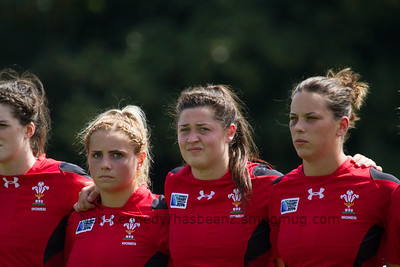 Game 8, Marcoussis 2, Round 2 Pool C: Australia - Wales, 15:00, 05 Aug 2014