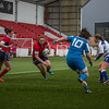 2014-15 Womens 6 Nations Scotland v Italy at Broadwood Stadium, Cumbernauld, March 1st  2015
