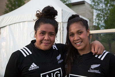 Aldora Itunu and Linda Itunu