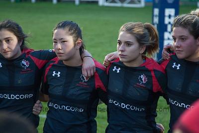 Jess Neilson and Frederique Rajotte